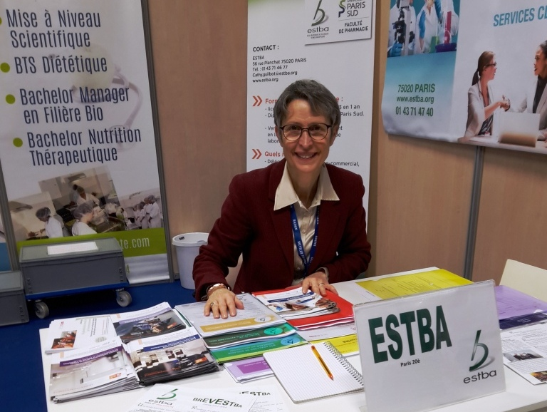 L estba sur le salon de l apprentissage et de l alternance for Salon de l apprentissage et de l alternance